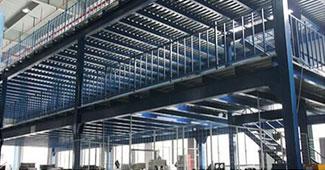 杭州中型货架厂家胜通货架与博宇机电携手