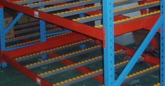 流利式货架的特点及优缺点你真的了解么?
